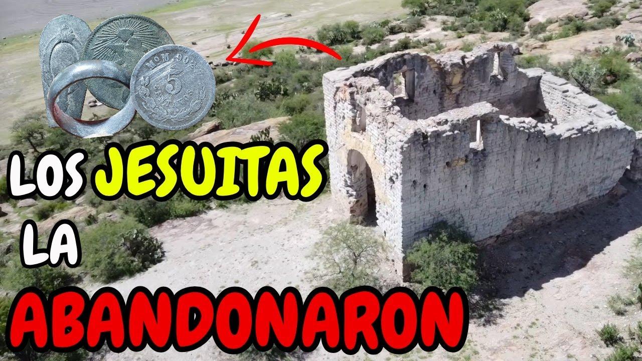 HALLAZGOS de la CAPILLA del CAMINO REAL con DETECTOR de Metales, Mexican Digger