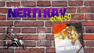 NertiKay 77 Comic Review: Marsupilami - Die Bestie