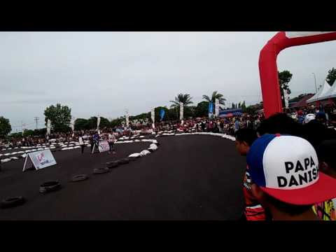 WOW Gokil Kecepatan super KALINGGA. Road Race Kayuagung 2015