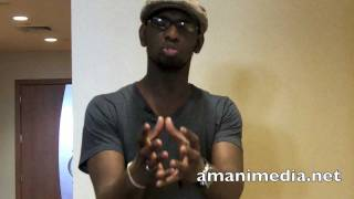 Carven Lissaint Love Poem - Amani Media Poetry