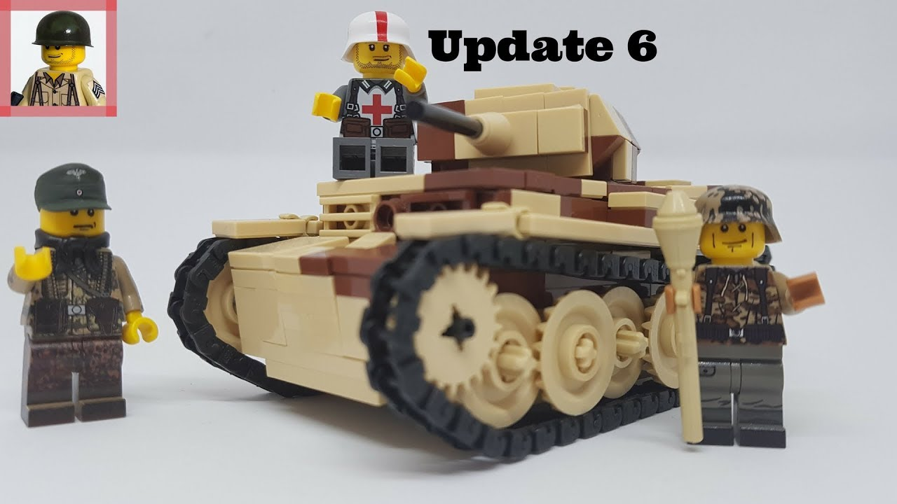 Lego WW2 Update Video #6 - YouTube
