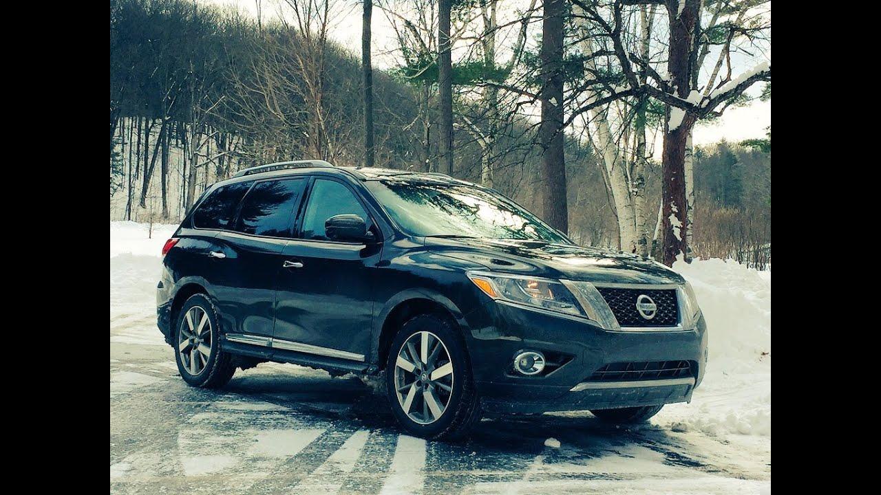 2015 Nissan Pathfinder Platinum   TestDriveNow.com Review By Auto Critic  Steve Hammes | TestDriveNow   YouTube