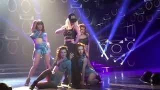 Britney Spears - Gimme More/Break the Ice/Piece of Me (LIVE)