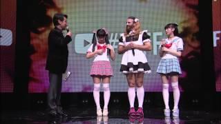 """""""ニッポン饅頭"""" / """"Nippon Manju"""" #YTFF http://www.youtubefanfest.com..."""