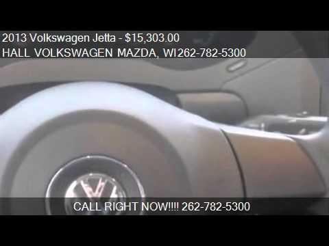 2013 Volkswagen Jetta 4DR MANUAL S - for sale in Brooksfield