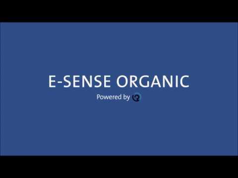 e-Sense Organic - hoe werkt het?