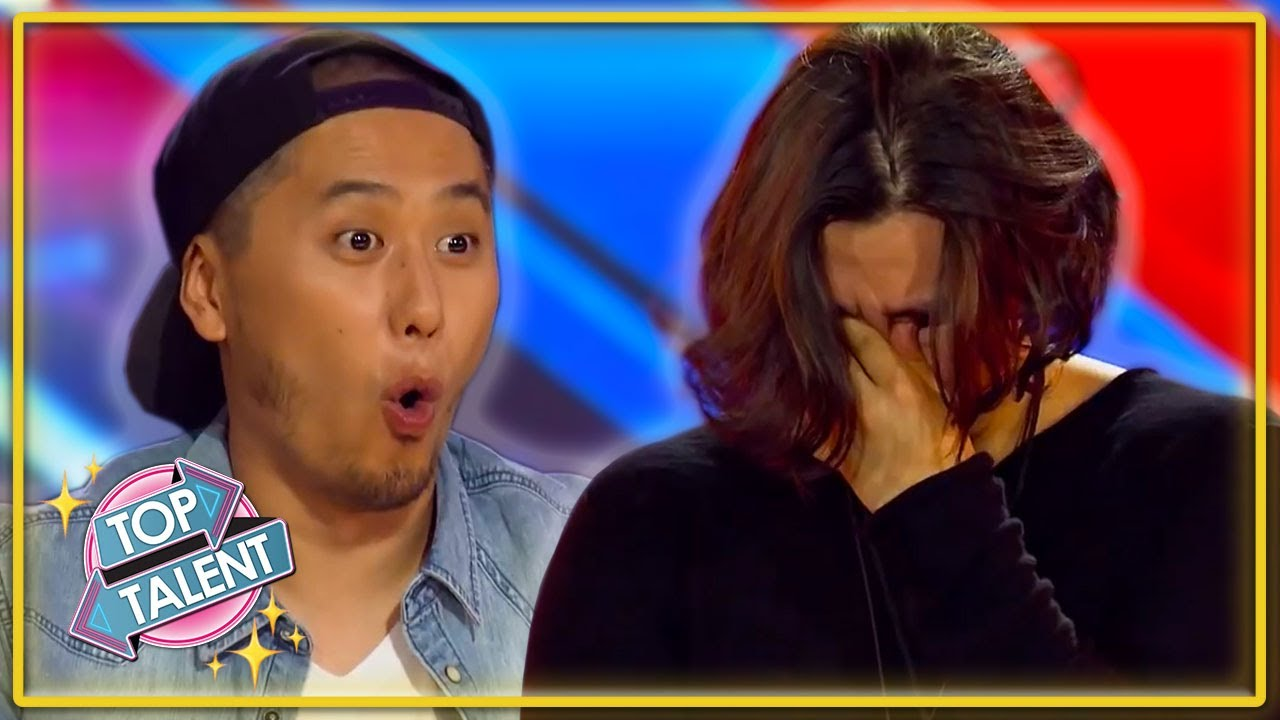 GOLDEN BUZZER | Most UNUSUAL DRUMS Ever On Mongolia's Got Talent! | Top Talent