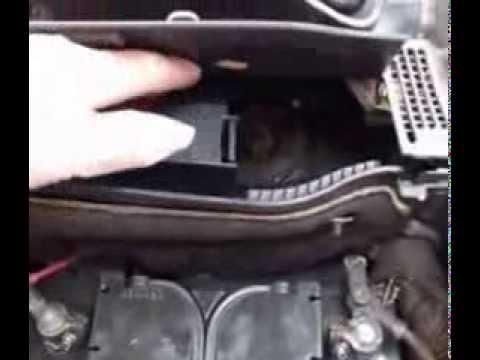 Where is the Vauxhall Meriva Indicator Relay?  YouTube