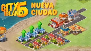CITY ISLAND 5 #1 | COMENZAMOS NUESTRA CIUDAD | Gameplay Español