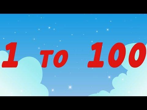 Canzone dei numeri 1-100