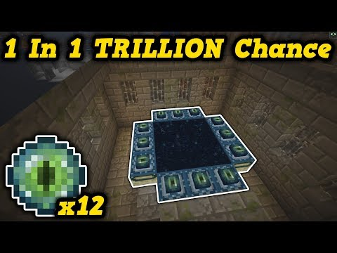 This Is The RAREST Minecraft Seed EVER (1 In 1 Trillion)