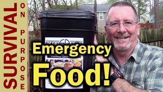 Coronavirus Quarantine! - Do You Have A 2 Week Emergency Food Supply?