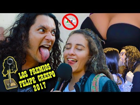 PREMIOS FELIPE CRESPO 2017