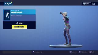Fortnite: Battle Royale - Season 7- New Emote - Showstopper (Teknique Skin)