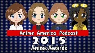 BEST AND WORST ANIME OF 2015! - Anime Awards 2015