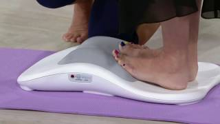 stretch refle air stretching and core trainer on qvc