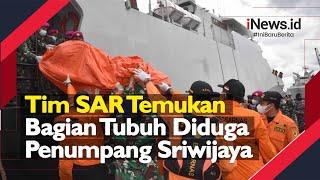 Tim SAR Temukan Bagian Tubuh Diduga Penumpang Pesawat Sriwijaya Air