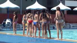 Repeat youtube video Diversão na piscina do Rio Branco no níver da Mickaela Santos Oliveira