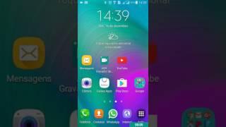 Como remover  notificações do correio de voz do Android 6.0.1