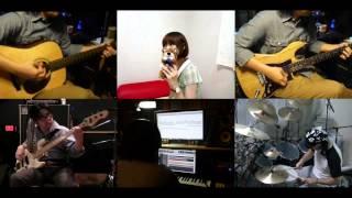 [HD]Kami Nomi zo Shiru Sekai III ED [Kizuna no Yukue] Band cover