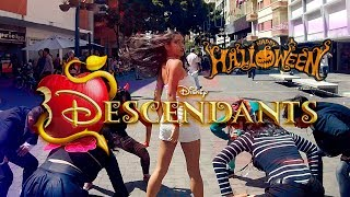 [DANCE IN PUBLIC CHALLENGE] Sarah Jeffery - Queen of Mean Especial Halloween by TC