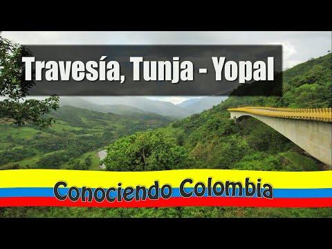 Travesía | TUNJA | YOPAL | Rutas Y Pueblos De Colombia