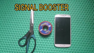 Penguat Sinyal HP How To Make A Phone Signal Booster