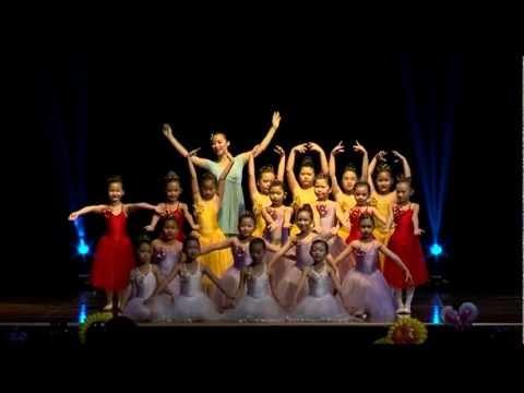 The Dance Academy Kuching 2012