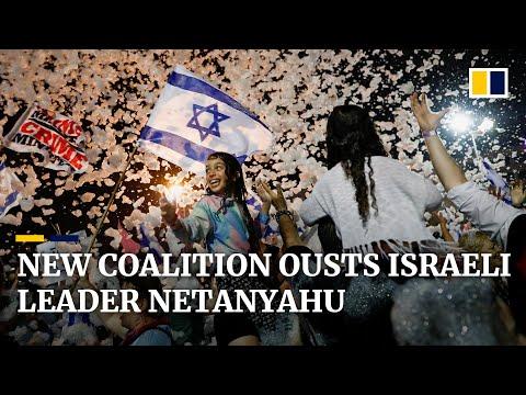 Netanyahu's 12-year rule as Israeli prime minister ends as n