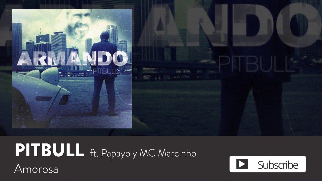 Download Pitbull - Amorosa ft. MC Marcinho & Papayo [Official Audio]