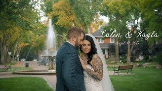 Wedding Teaser of Colin & Kayla