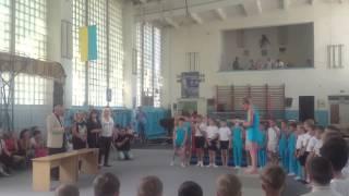 Спортивная гимнастика мальчики. Чернигов. Дворец пионеров. 2015