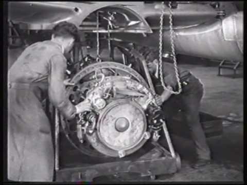 Heinkel He 280   Bau und Montage des Heinkel Strahltriebwerks