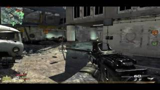 Call of Duty Modern Warfare 2 multiplayer gameplay montage PC