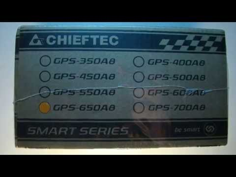 Chieftec GPS-650A8 650 W