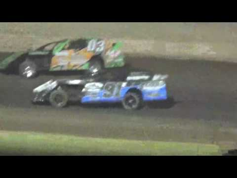 IMCA Sport Mod Feature Shawano Speedway Shawano Wisconsin 5/13/17