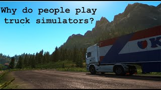Why Truck Simulators Are So Popular