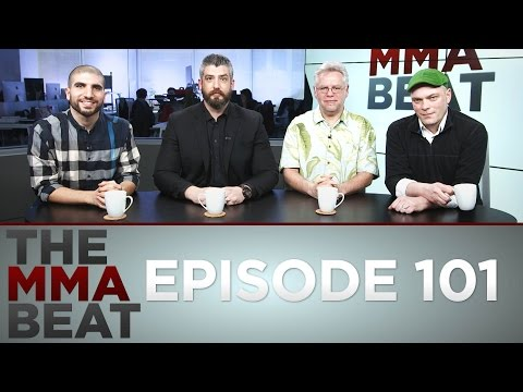 The MMA Beat: Episode 101