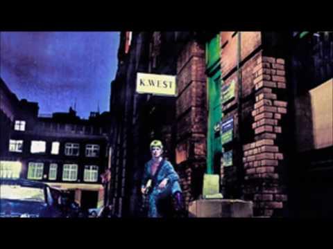 "David Bowie ""Ziggy Stardust""  Album"
