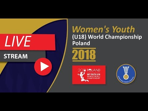 2018 Women's Youth World Championship Poland's draw