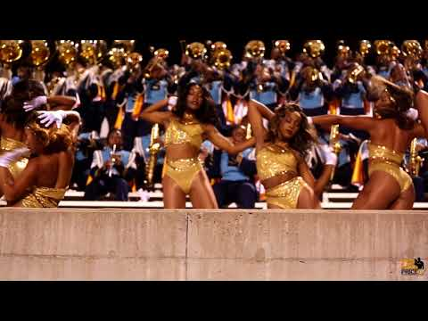 The Weekend - Southern University Marching Band & Fabulous Dancing Dolls (2017)