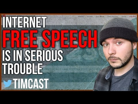 Free Speech on the Internet May Have just Ended