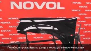 Особенности лака NOVOL NOVAKRYL 520 VHS