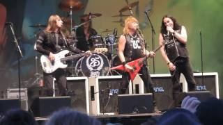 Gamma Ray Send Me A Sign Sweden Rock 2016