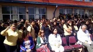 GDV grupo evangelico del Liceo Rodulfo Amando Philippi Paillaco