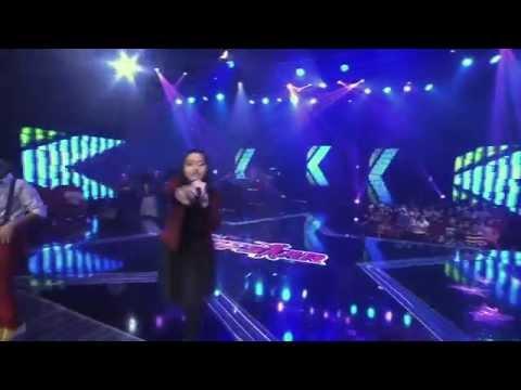 Konsert Kemuncak Ceria Popstar 2: Ainur & SB - Tepi Sikit/ Hujung Dunia (Sleeq & Hanis Soraya)
