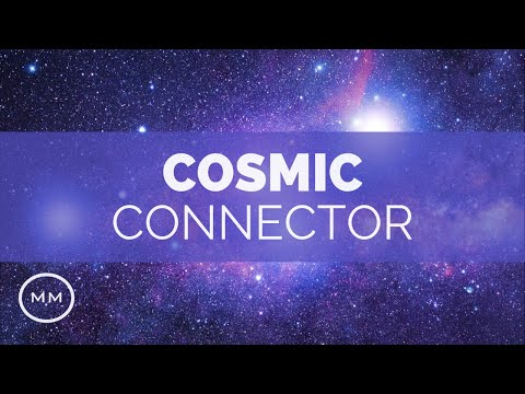 Cosmic Connection (432 Hz) - Consciousness Expansion - Binaural Beats (v3)
