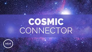 Cosmic Connection (432 Hz) - Consciousness Expansion - Meditation Music - Binaural Beats