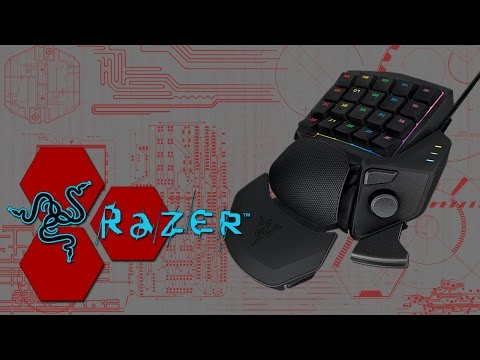 Razer Orbweaver Chroma - TheHiveLeader