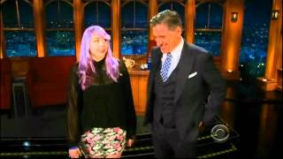 Craig Ferguson 5/31/12A Late Late Show beginning XD